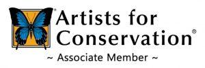 Artist for Conservation logo
